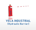 Vela Industrial: Hydraulic Traffic Barrier